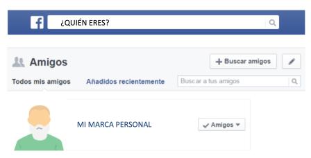 Facebook, Marca Personal, Personal Branding, Reputación Online, Redes Sociales
